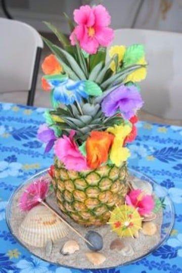 fiesta hawaiana ideas originales para celebracin temtica fiesta