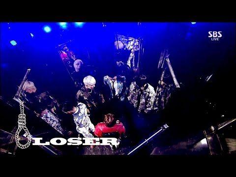 BIGBANG - 'LOSER' 0503 SBS Inkigayo - YouTube