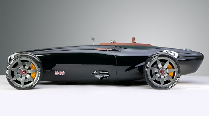 Bentley Barnato Roadster - Poetry, just sheer poetry!