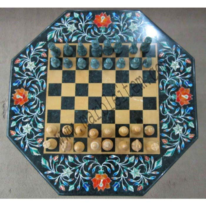 marble chess board from agra only from www.marbleitem.com