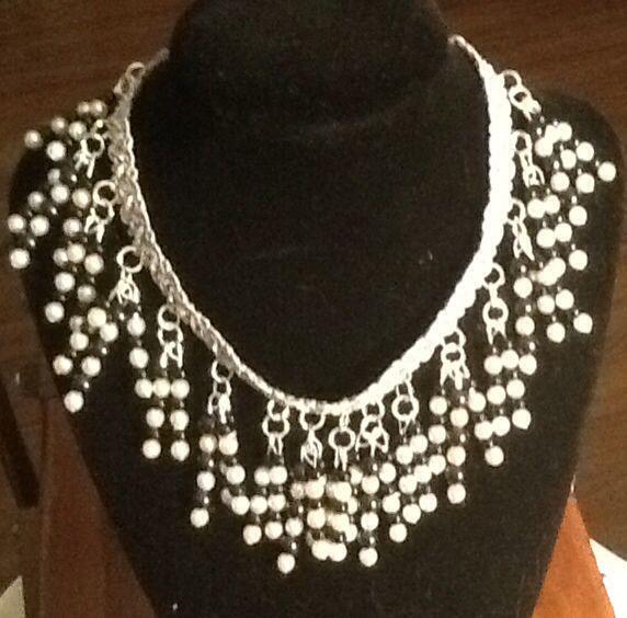 Pearl necklace by JulijanaJewelry