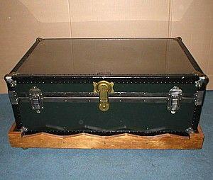 Stevens Antique Trunks - Refurbished Antique Trunks For Sale