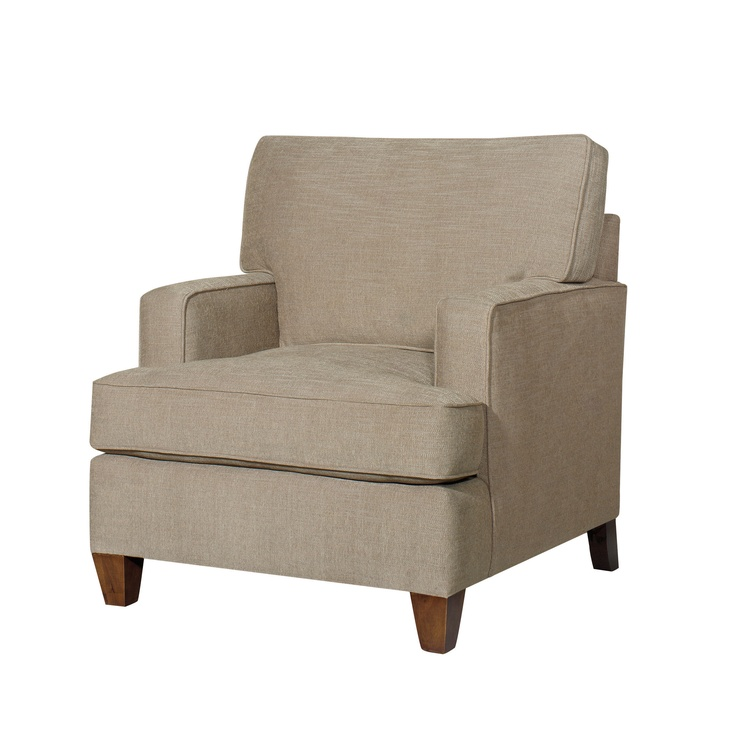 New HGTV HOME Furniture Designers Choice Upholstery Park Avenue Chair