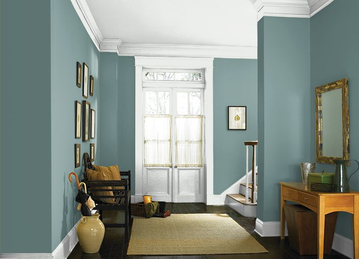 Dragonfly By Behr Paint Color For LR
