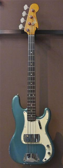 Fender USA 1965 Precision Bass
