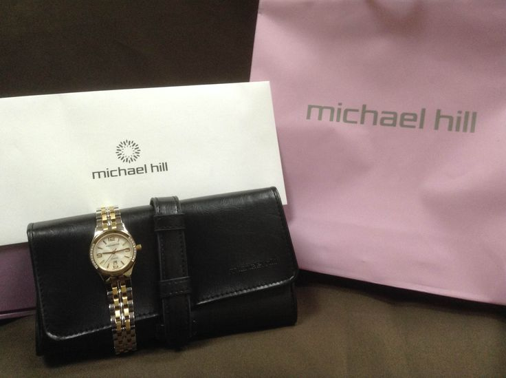 Day 33 of 40 Days of Giveaways. Michael Hill is giving away a ladies watch along with a $40 gift card.