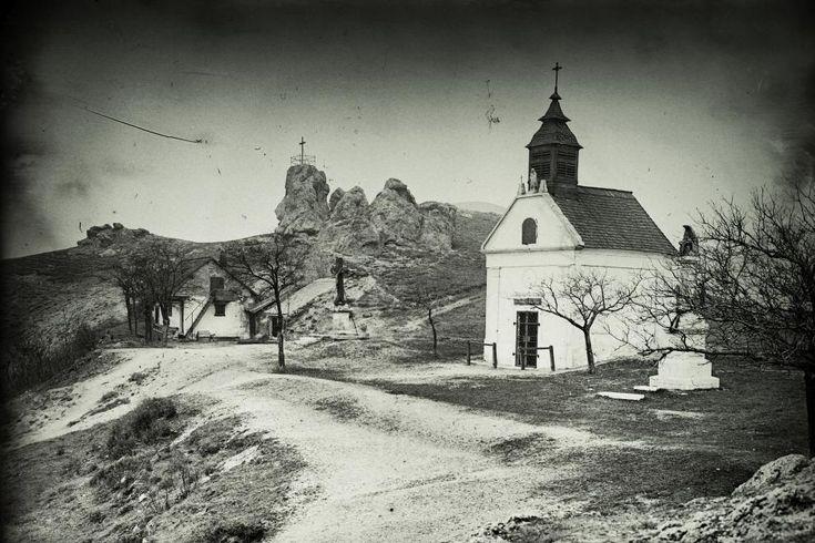 Budaörs, Kőhegyi kápolna, 1930 körül