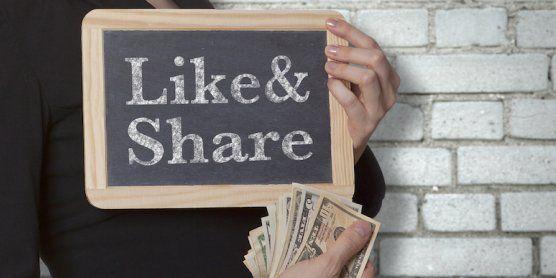ALT ER ILLUSION: Falske Facebook-sider sælger dit like. Det vi ser digitalt bliver forvansket, sandhedsbegrebet bliver udfordret.