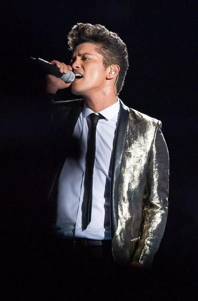 FORBES The 2014 Celebrity 100: No. 13 (TIE): Bruno Mars