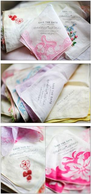 vintage save the date napkins wedding invites save the dates invite ideas