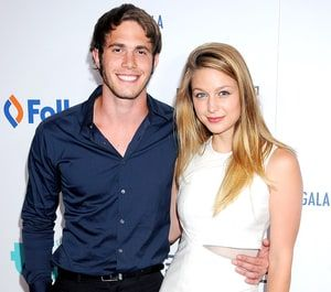 Supergirl star Melissa Benoist married her Glee costar and longtime love, Blake Jenner, in a secret wedding earlier this year -- get all the details!