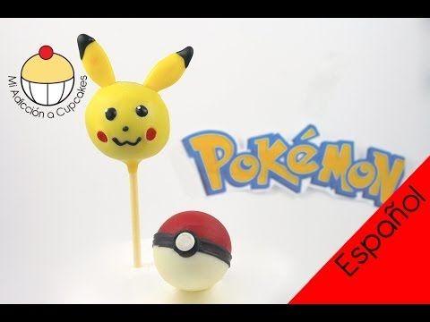 ¡Haz Paletas de Torta de Pikachu de Pokemon! Un Tutorial Práctico de Cup...