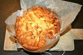 Appelcake van mijn grootmoeder