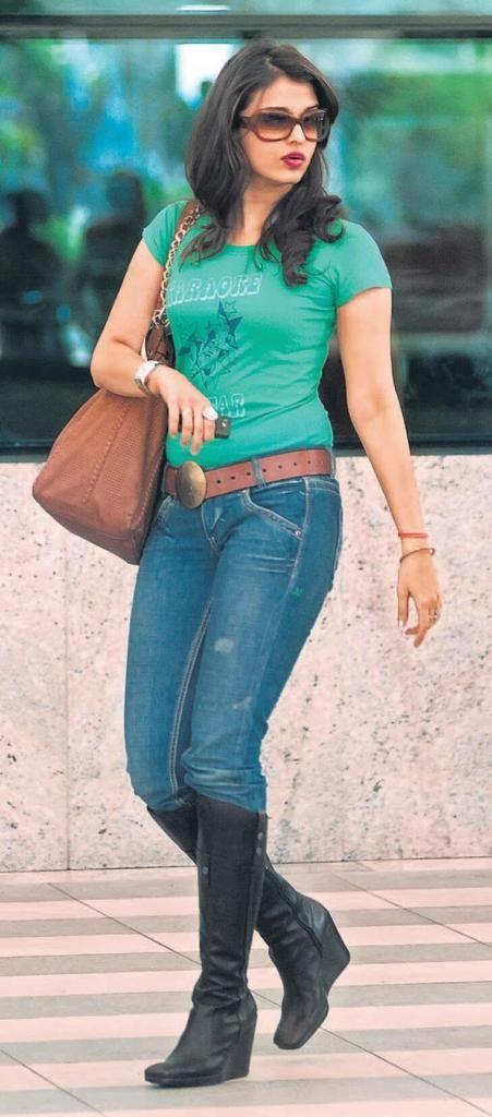 Aishwarya Rai Bachchan.