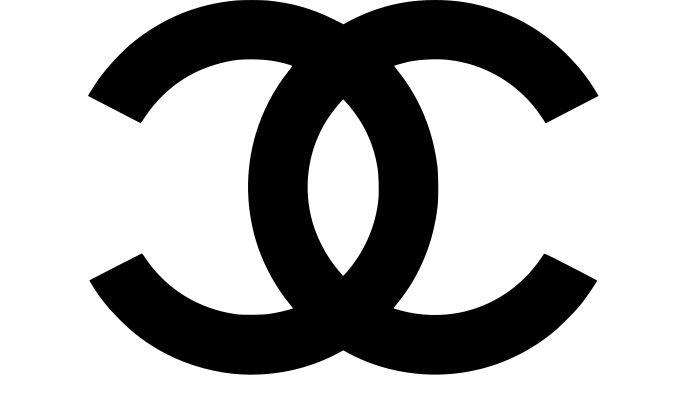 Zany image in printable chanel logo