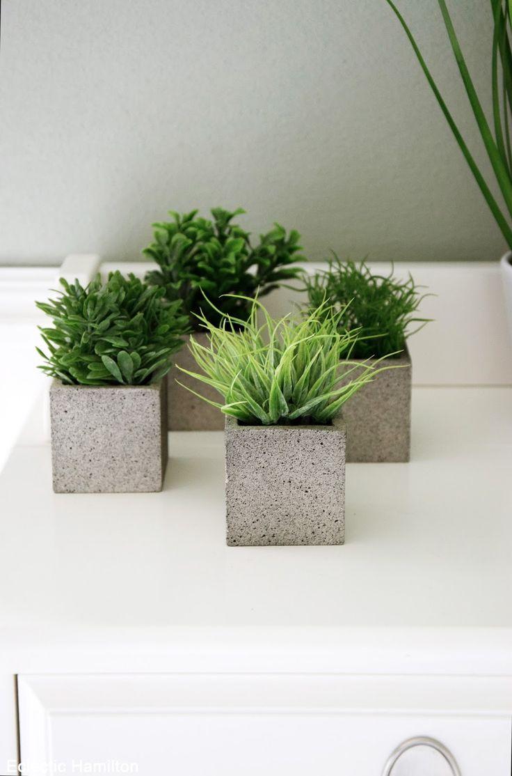 Heute Zeige Ich Euch Mein Bad. Ich Habe Mit Ganz Besonderen Pflanzen Neu  Dekoriert.