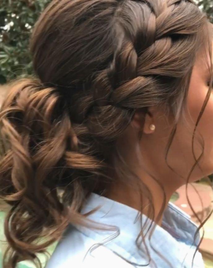 ✔ Hairstyles Braided Videos Korean #hollywoodwaves #haircolor #longhair