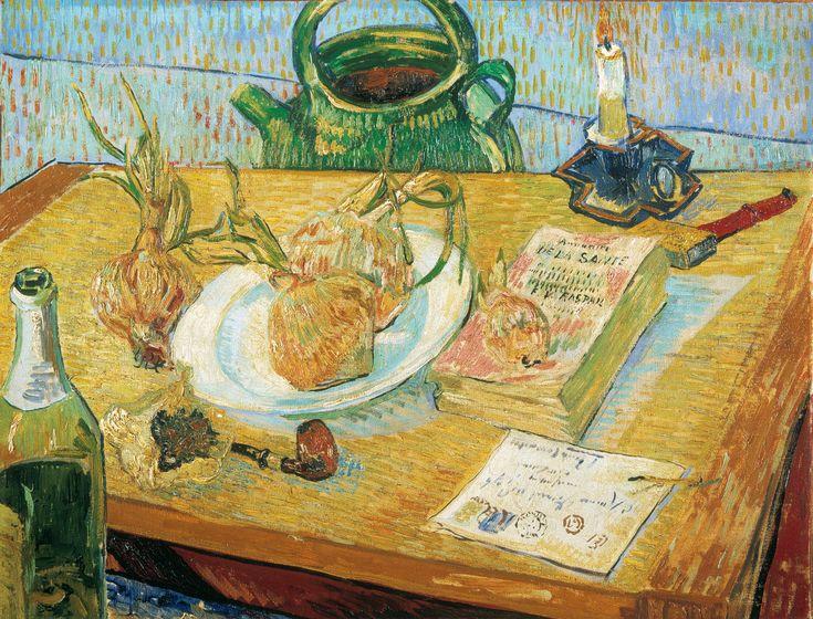 """Résultat de recherche d'images pour """"Vang Gogh nature morte enveloppe"""""""