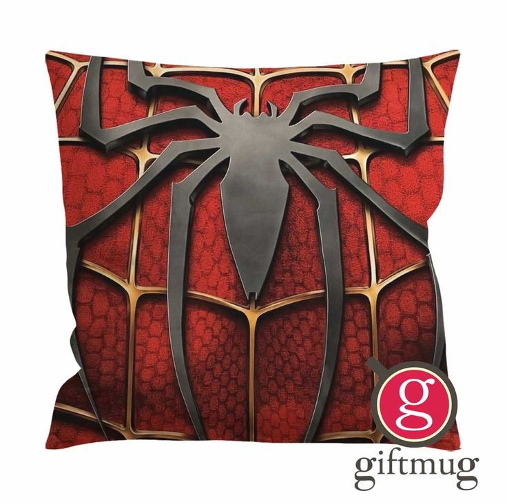 Spiderman Cushion Case / Pillow Case