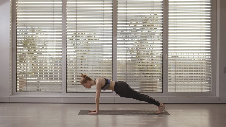 Yoga – Rücken Workout – InStyle Germany