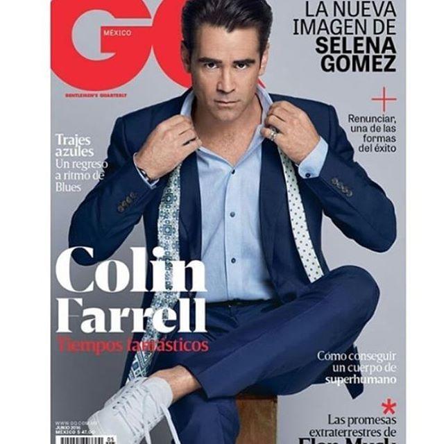 @stefanogabbana @gqmexico ❤️❤️❤️❤️❤️❤️ Colin Farrell #dgman #dgfamily
