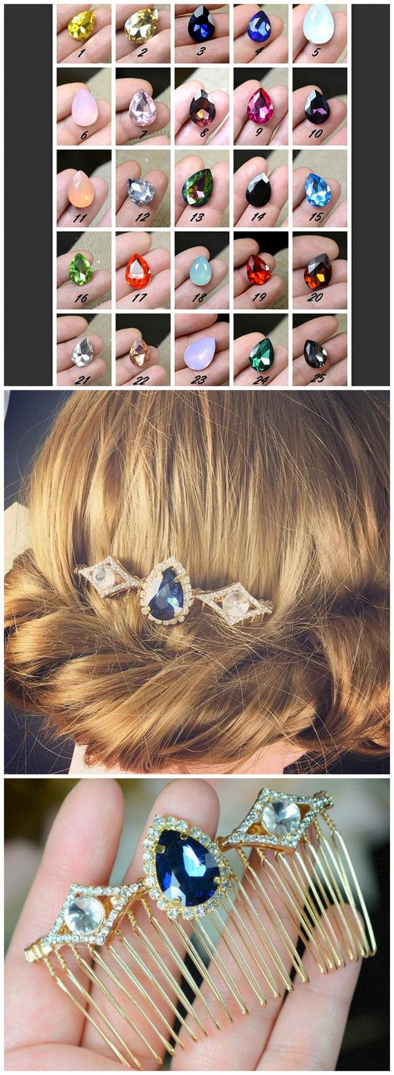 435 best diy hair comb images on pinterest hair combs hair dos hair style ideas love the combs solutioingenieria Image collections