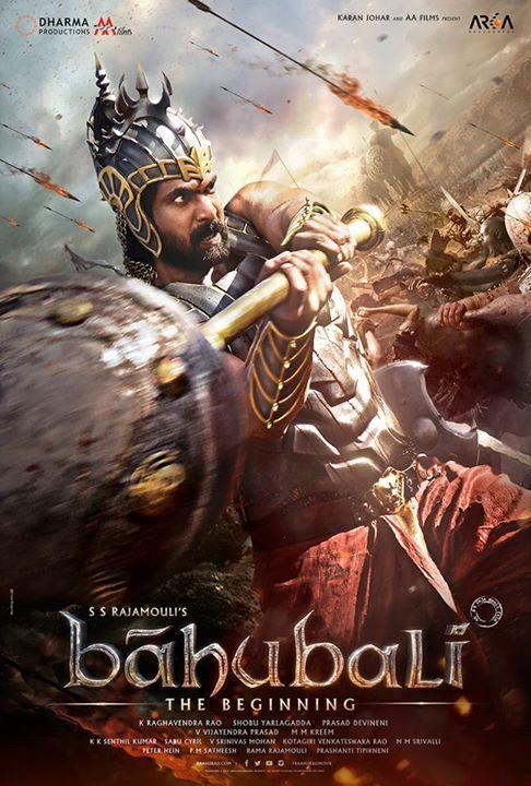 Strength Unmatched. Power Unchallenged. Mind Unread. #Bhallaladeva #Baahubali #LiveTheEpic