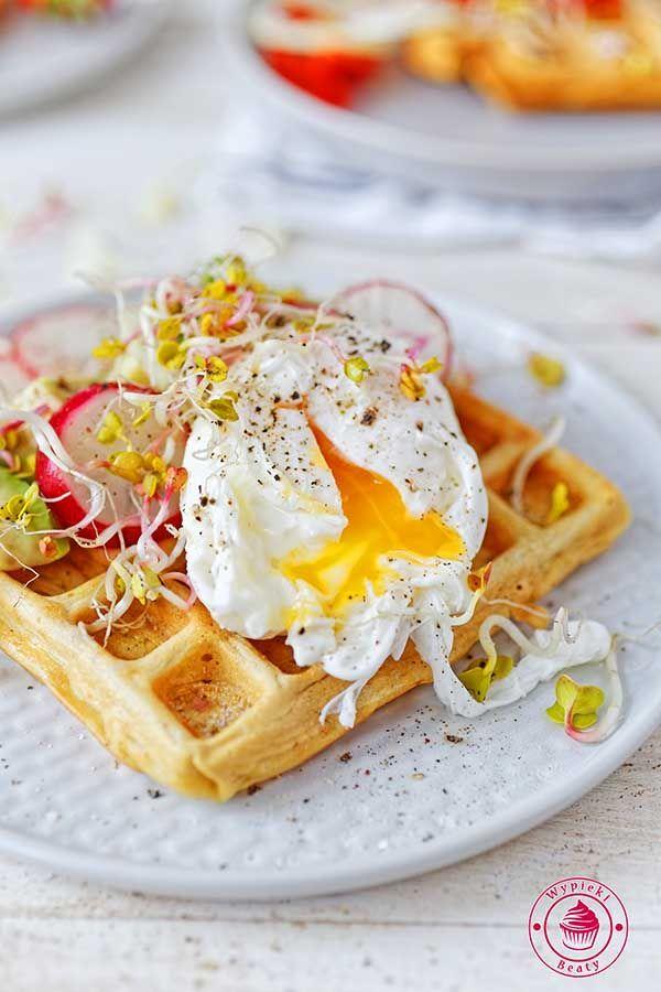Breakfast waffles by Jamie Oliver -   proste i szybkie gofry na śniadanie z przepisu Jamiego Olivera