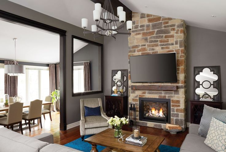 10 Things the Property Brothers Say Every Dream Home Has In Common -  Open Living Plan With Clear Sight Lines
