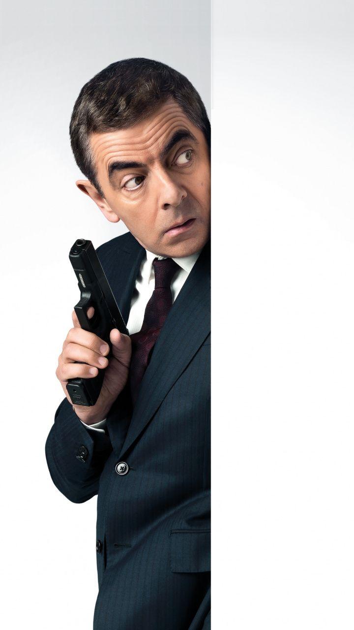 Movie Johnny English Strikes Again 2018 720x1280 Wallpaper Johnny English Celebrity Portraits Mr Bean Funny