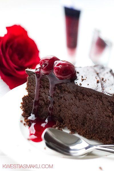 Tort czekoladowa Trufla