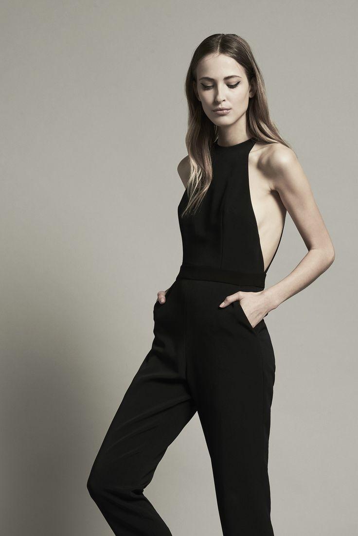 Delphine Manivet - Wedding dress designer Paris : Elias jumpsuit - Prefall Collection 2016 - Delphine Manivet