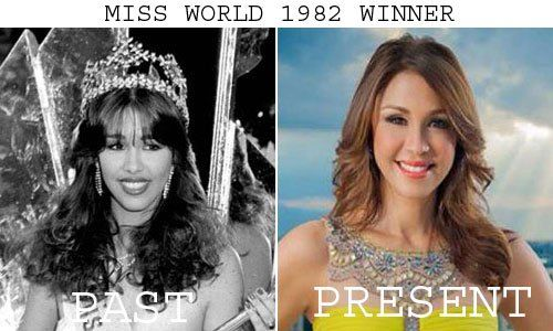 Mariasela Alvarez won Miss World 1982