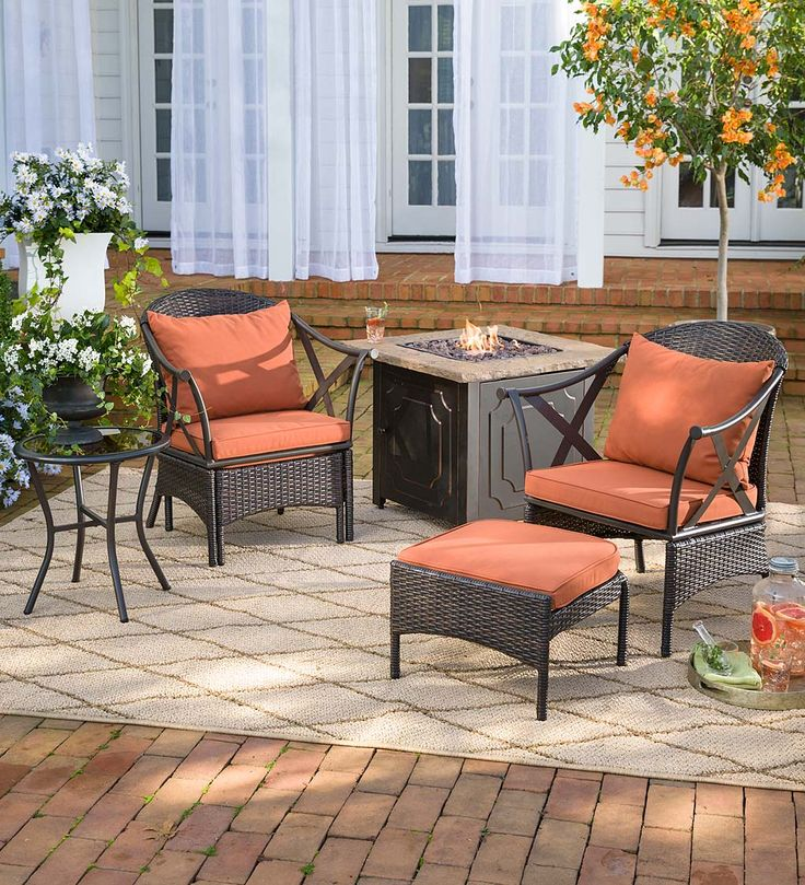 175 best patio furniture accents images on pinterest
