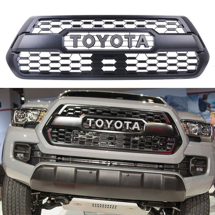 Cool Amazing 20162017 OEM Toyota Front Bumper Hood