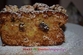 Κέικ με Μήλο, Μέλι και Κουάκερ
