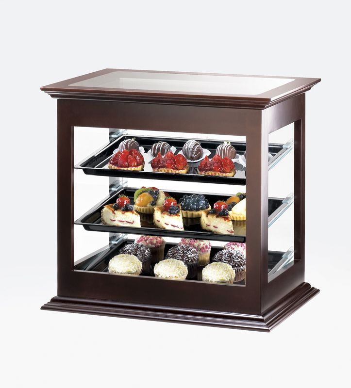 h pastry case display countertop countertops d x l ja bakery