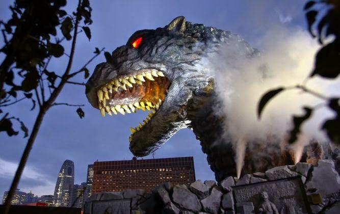 Kou the Magnificent: Godzilla appointed Tokyo resident, Tourism Ambassa...
