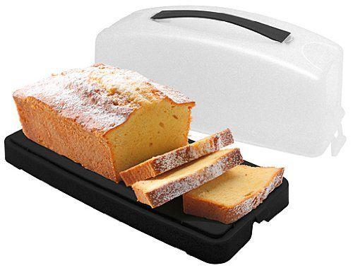 Zenker 7901 - Stampo plumcake con contenitore per il trasporto, 30 cm: Amazon.it: Casa e cucina