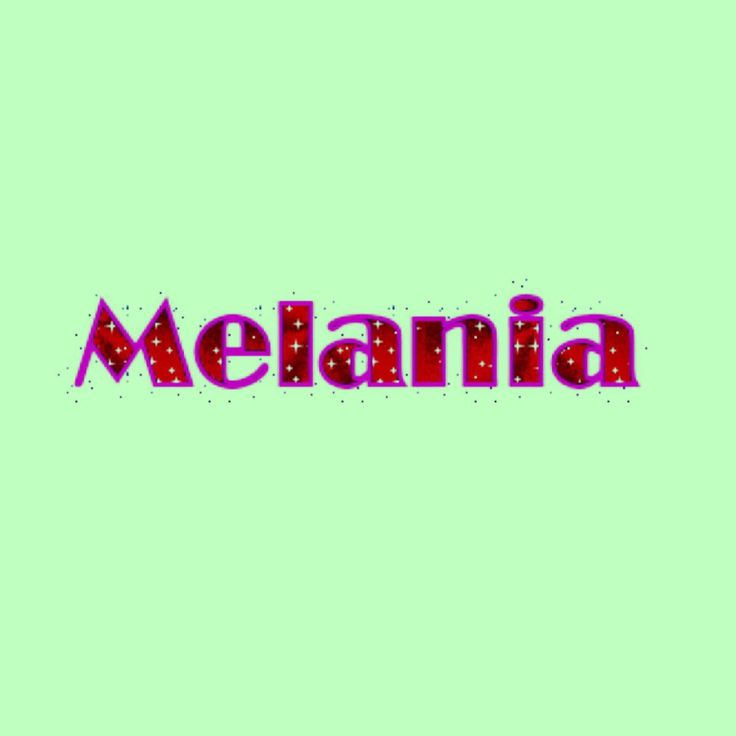 #auguri #melania #16anni