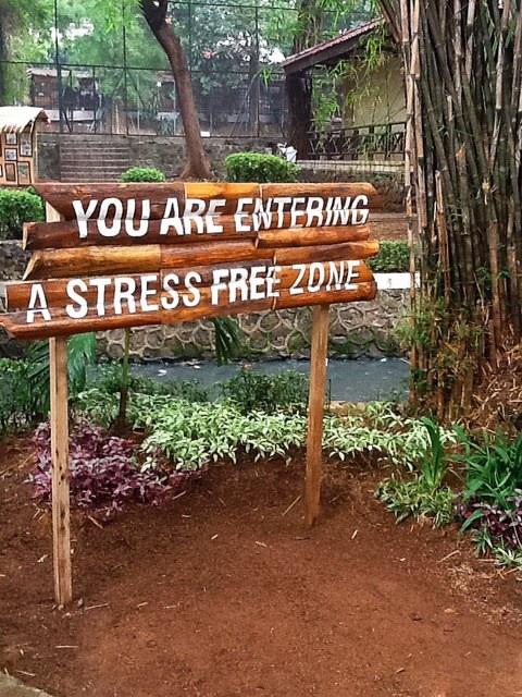 Stress Free Zone, Jakarta -Indonesia