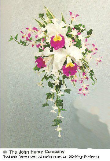 hawaiian wedding flowers