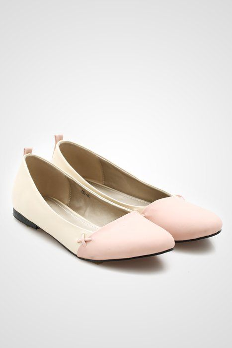 Sean ballerina flats by Amour. Doll up your pretty feet with ballerina flats. Featuring padded soles. Available in a variety of pastel colors. http://www.zocko.com/z/JIi58