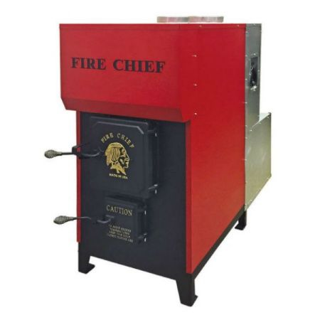 Fire Chief FC1700 Indoor Wood Burning Furnace | WoodlandDirect.com: Wood Stoves