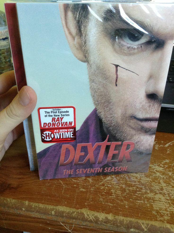 Dexter: Seasons 1-5 + 7 + MANY Bonuses; Free Shipping; 60% Off SHIPPING for USA