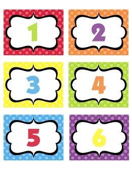 Rainbow Classroom Labels                                                                                                                                                                                 Más