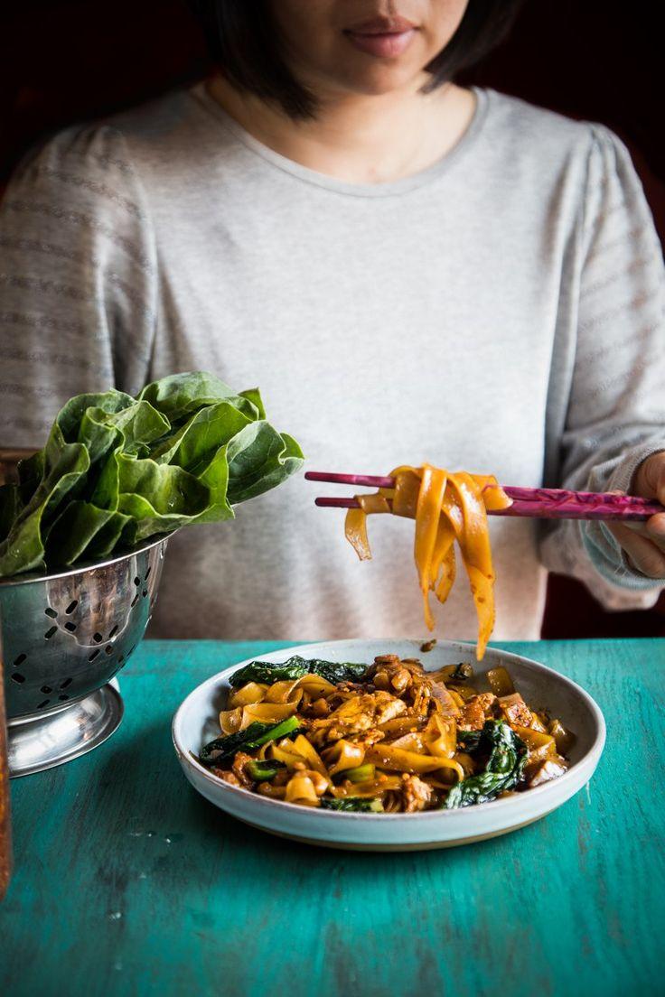 270 best noodles and pasta images on pinterest asian noodles pad see ew thai stir fried rice noodles 4 generous serving ccuart Choice Image