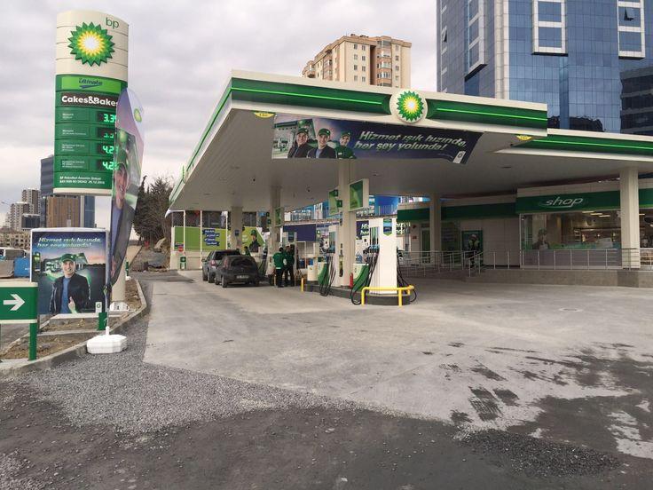 Bostancı Kuzey BP hizmete açıldı! torapetrol.com