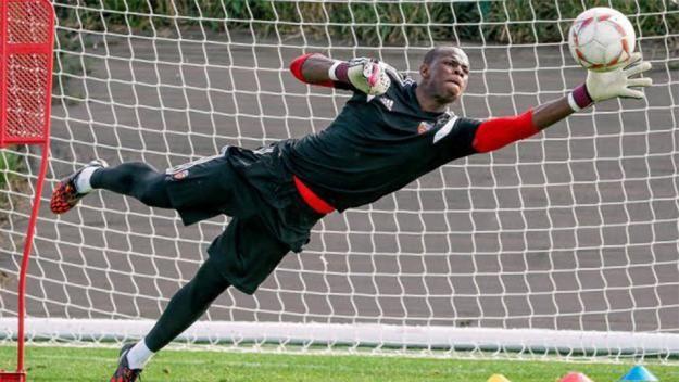 Ibrahima Sy (Senegal)