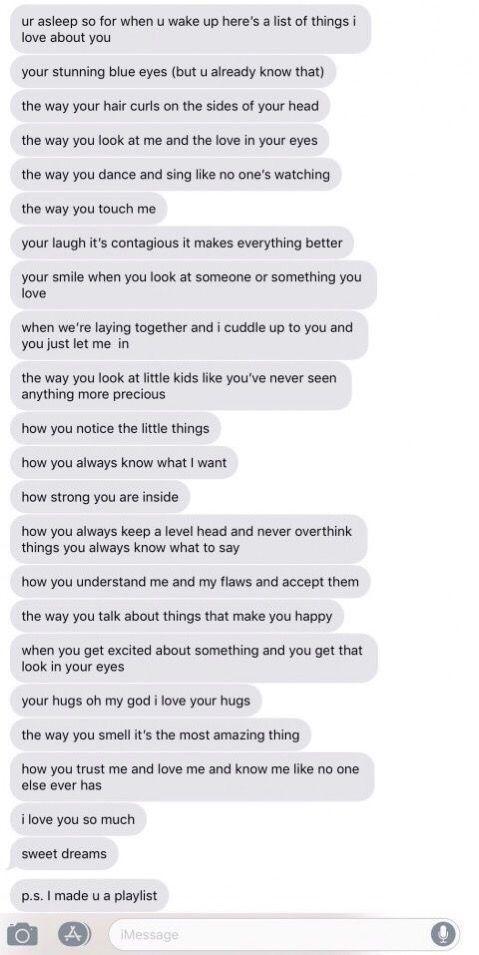 38 Cute Boyfriend Text Messages That Will Make Your Heart Skip A Beat
